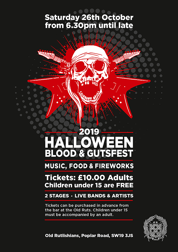 Halloween Blood & GutsFest