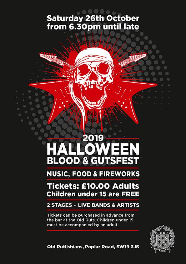Halloween Blood & GutsFest